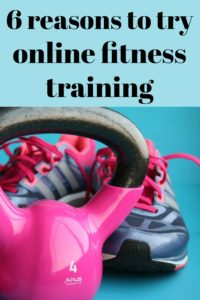 6 reasons to try online fitness training