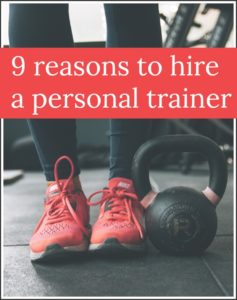 Benefits to Working with a Personal Trainer